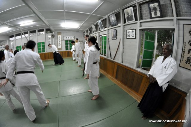 100 Years of Aikido